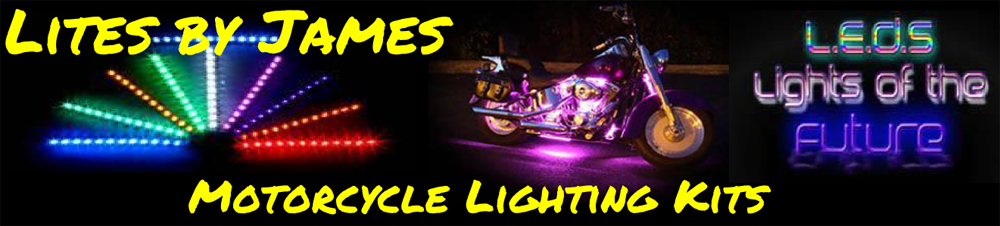 Lites by James motorcycle LED lights